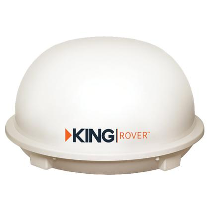 KING Rover Automatic Satellite Antenna