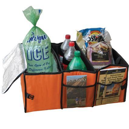 Cargo Cooler Organizer