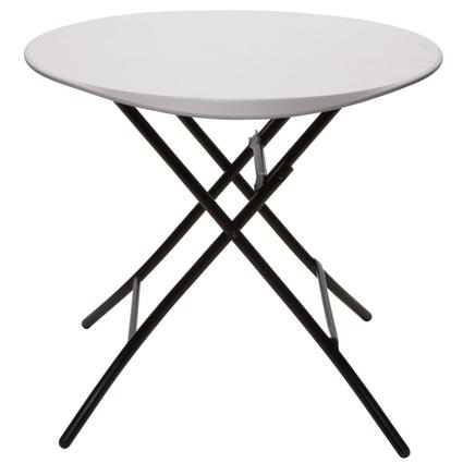 Round Personal Folding Table