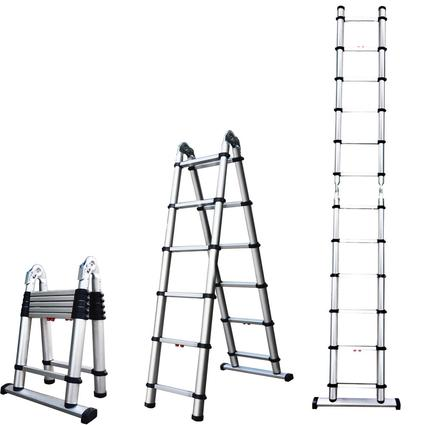 Telescoping 6' Extension Ladder