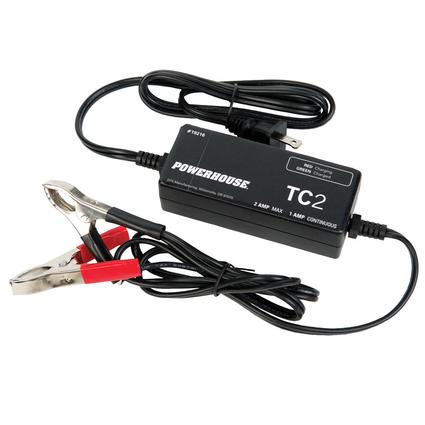 Powerhouse 2-Amp Trickle Charger