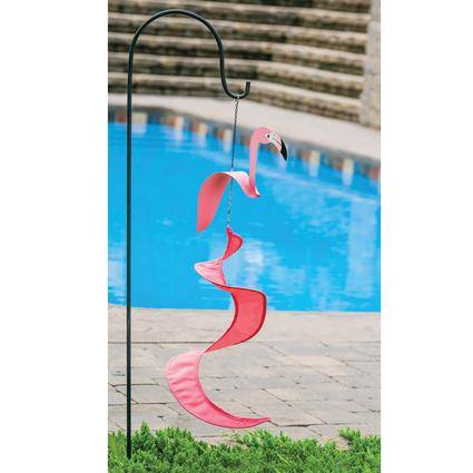Flamingo Windspinner