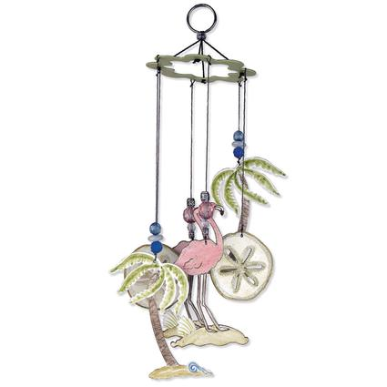 Flamingo Wind Chime