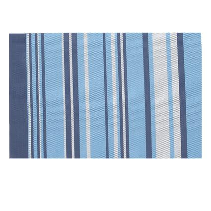 Striped Placemat - Navy