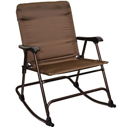 Wide Bronze Rocker