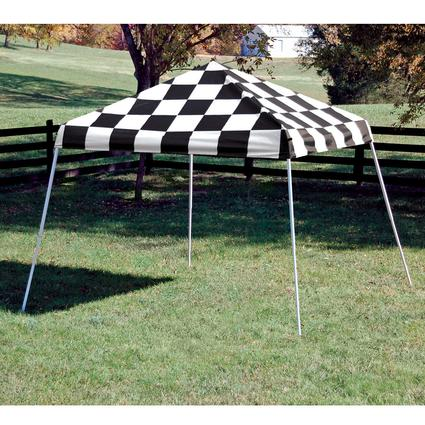 Checkered Flag Canopy