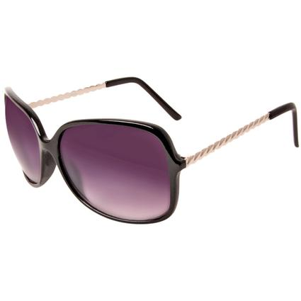 Ladies' Fashion Sunglasses - Purple Smoke Lenses
