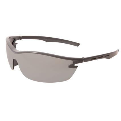 Men's Mirrored Sunglasses - Grey Frame