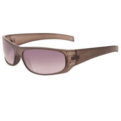 Men's Plastic Sunglasses - Black Contoured Frame