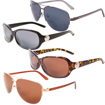 Sunglass Readers - Bi-Focal, +1.75