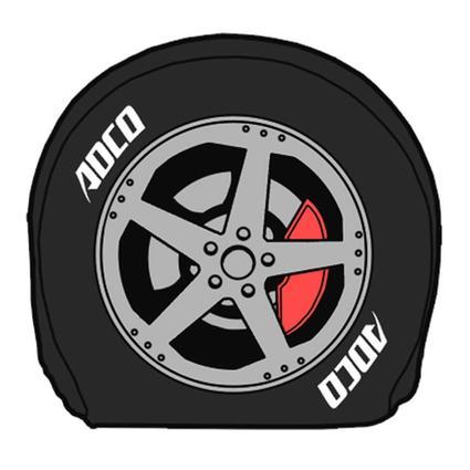 ADCO RIMS Tyre Gards - 18
