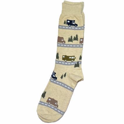 Good Sam Motorhome Socks, Men's