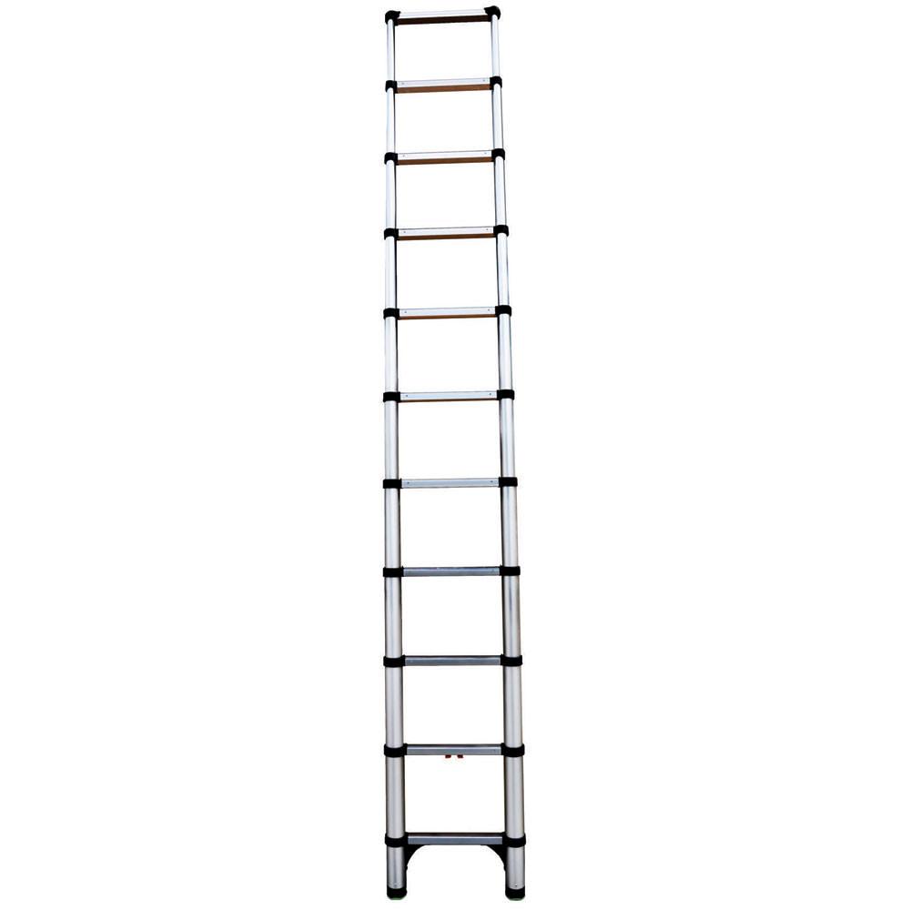 12 5 foot telescoping extension ladder