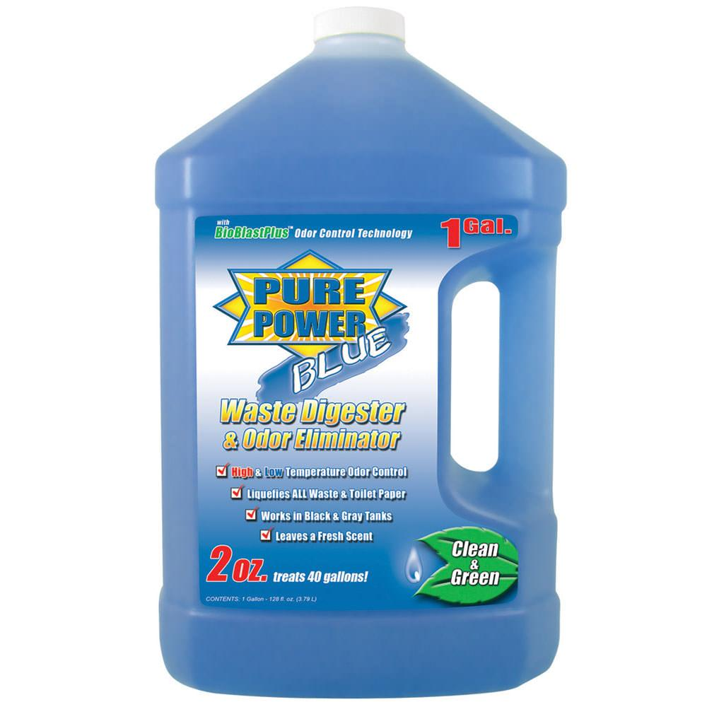 Pure Power Blue Waste Digester And Odor Eliminator 128