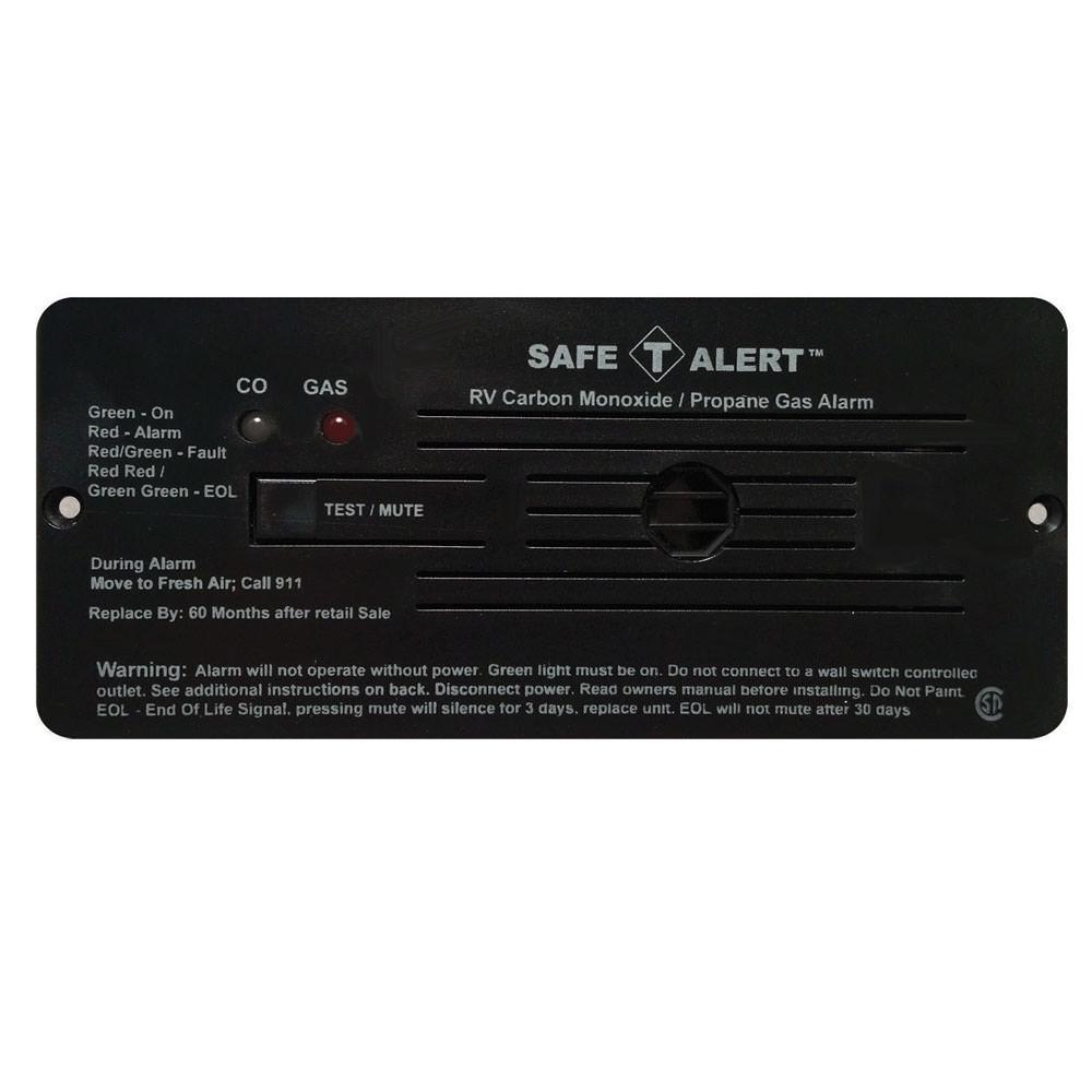 35 series dual lp u0026 carbon monoxide alarm ð black mti industries