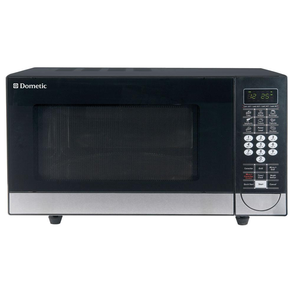 Dometic Convection Microwave With Black Trim Kit ...
