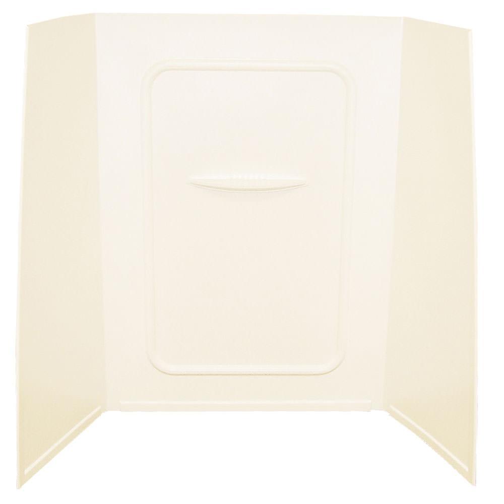 24 x 40 x 58 one piece tile surround parchment