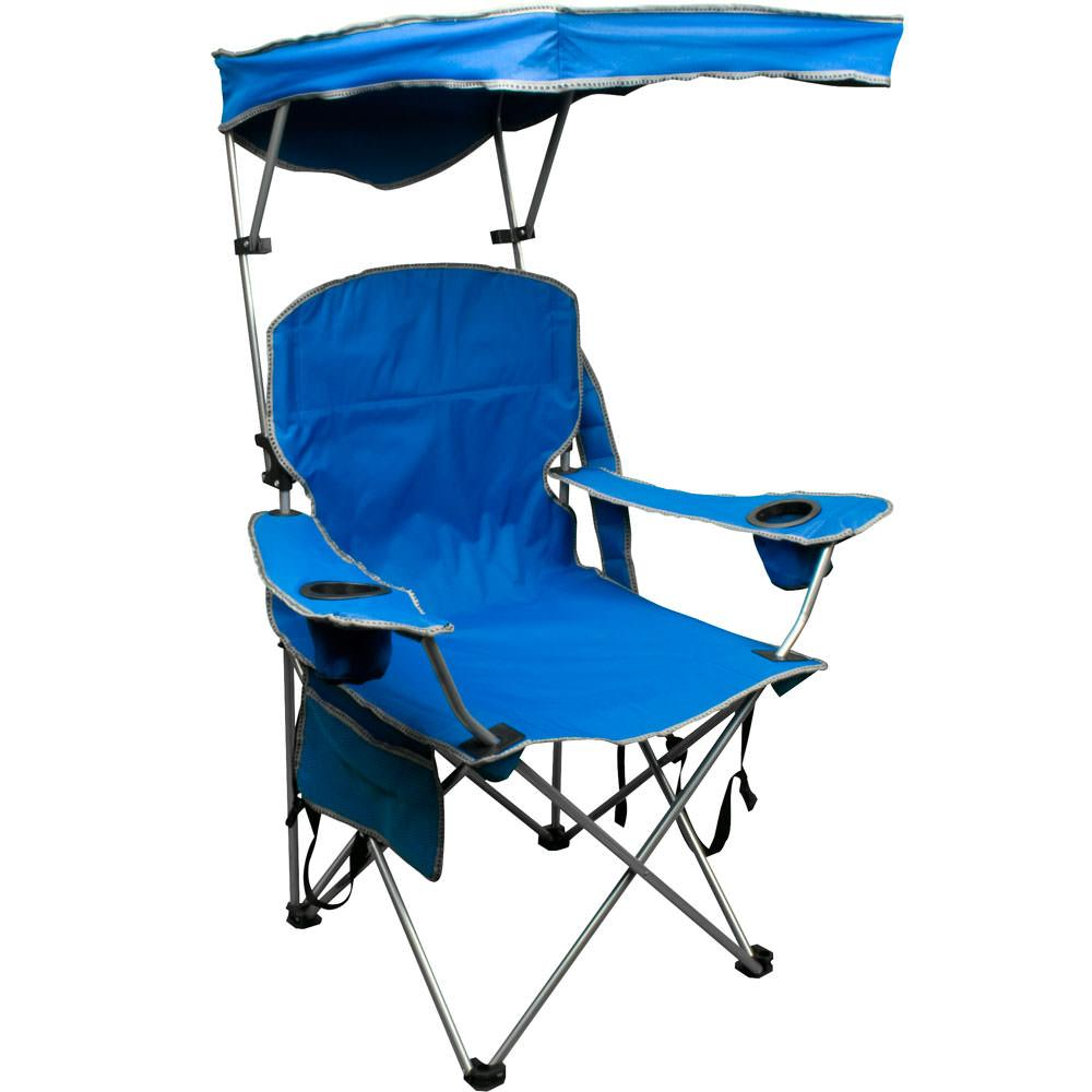 Quik Shade Chair Royal Blue Bravo Sports 150254