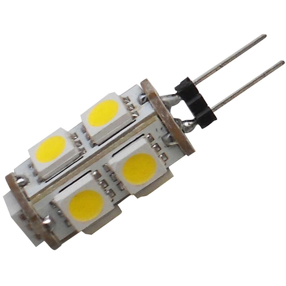 12 Volt Led Bulbs Rv Lights: 12 Volt LED Bulb, G6/JC20 Replacement