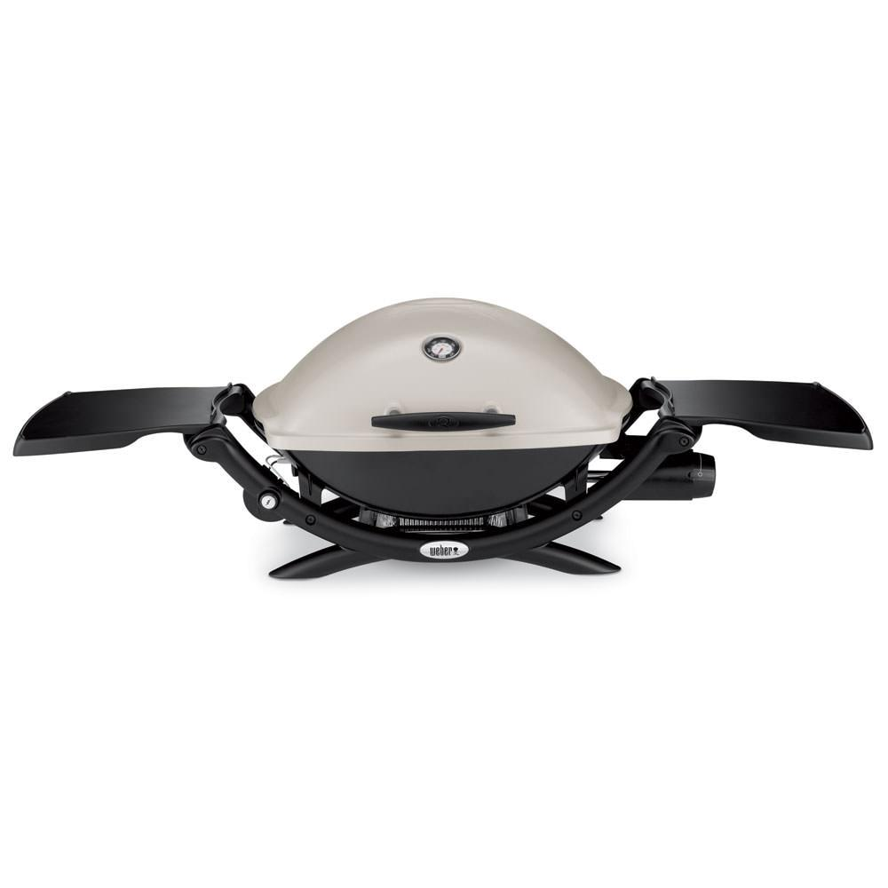 weber q 2200 portable propane grill weber 54060001 gas. Black Bedroom Furniture Sets. Home Design Ideas