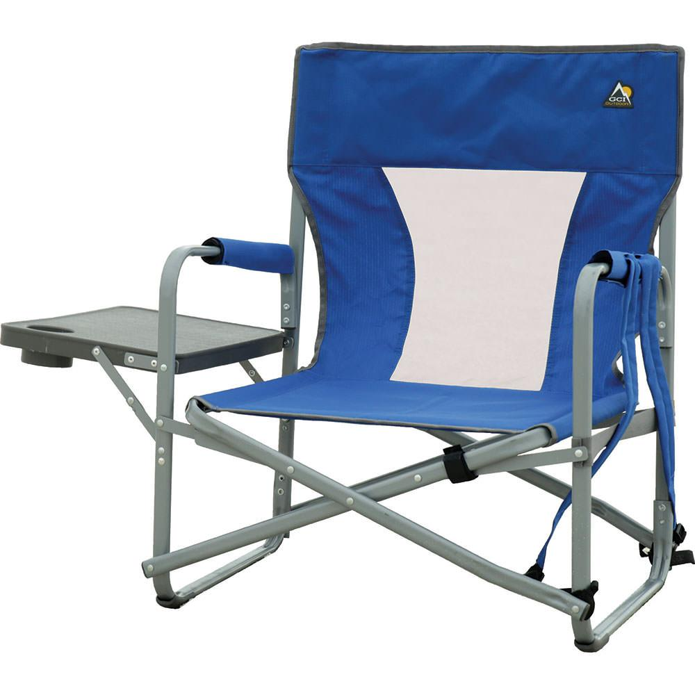 Event Chair with Side Table GCI Outdoor Folding Chairs Camping World