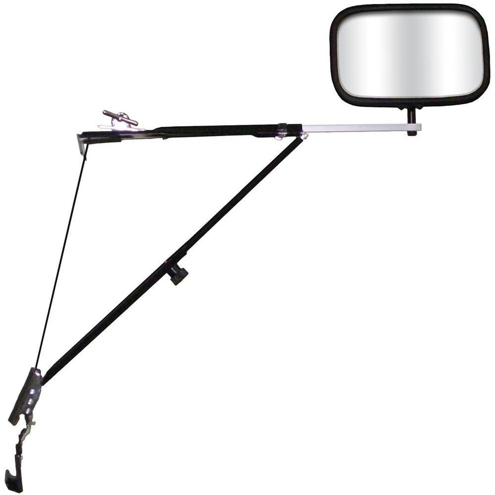 Deluxe Door Mount Towing Mirror Cipa 11650 Mirrors