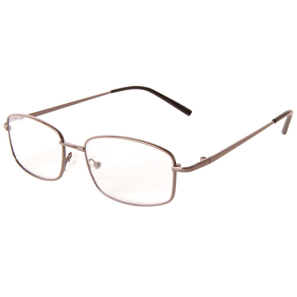 s silver reading glasses 225 icon eyewear cw74786