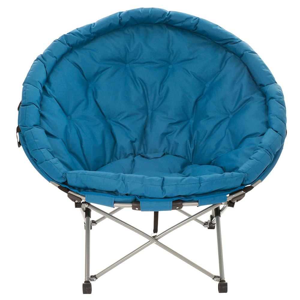 Folding Papasan Chair