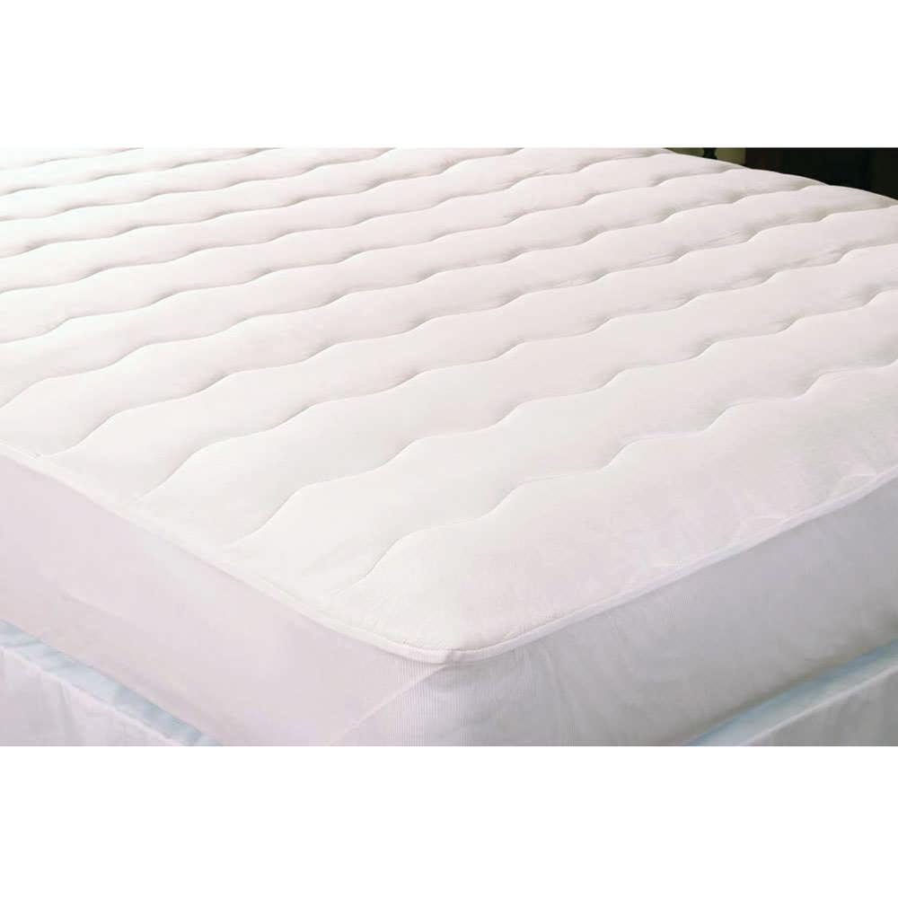Slumberfresh Mattress Pad Short Queen