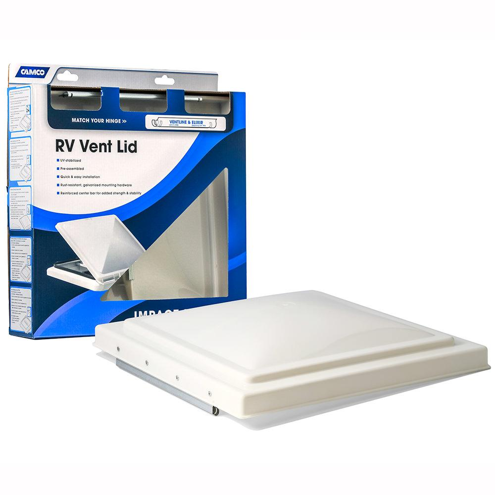 Replacement Vent Lid   Ventline Pre 2008 U0026 Elixir 1994 And Up, White