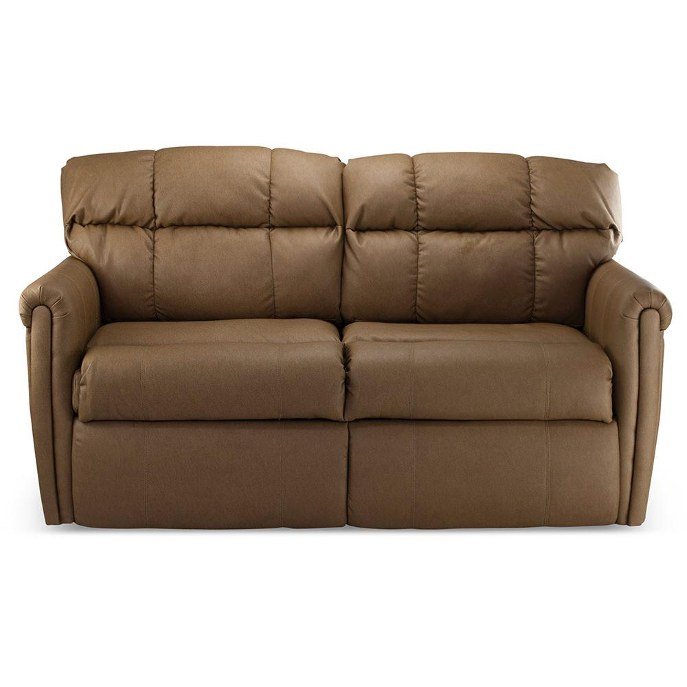 Tri Fold Sleeper Sofa Brookwood Tobacco 58 60 Thomas