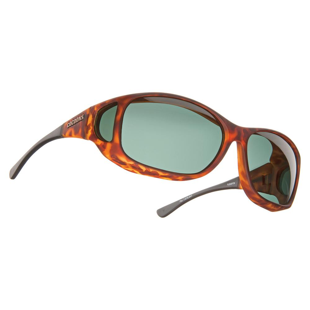cocoons style line mx sunglasses tortoiseshell with grey