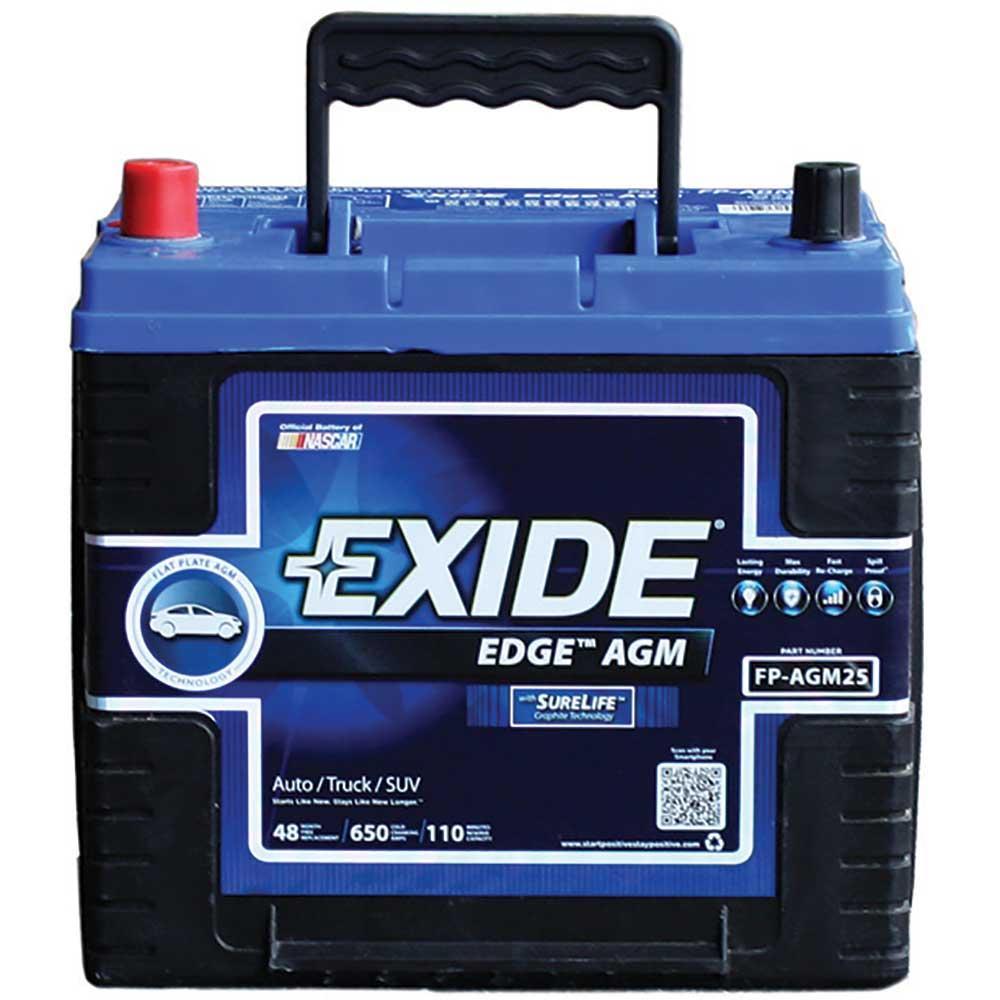 Exide AGM Battery - Group 25 - Automotive