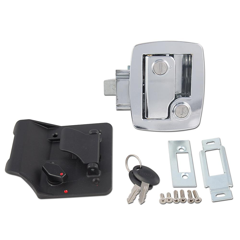 Travel Trailer Replacement Door Latches Chrome Finish Ap 013 535