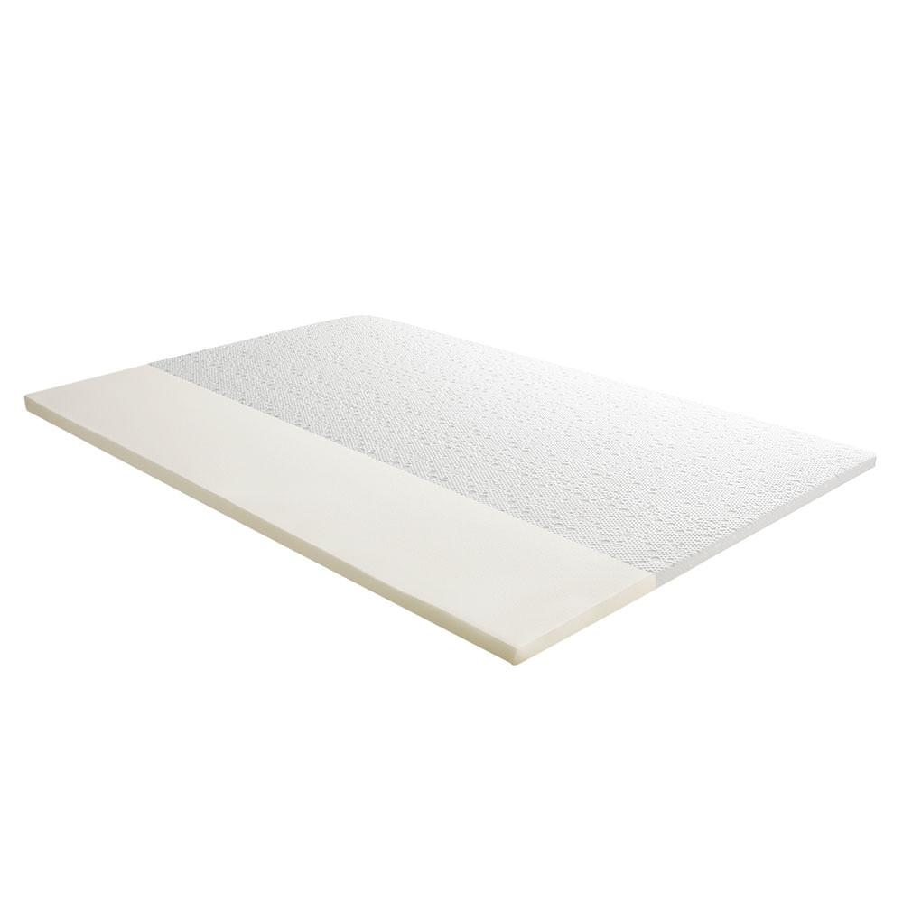 Waterproof Memory Foam Mattress Topper Short Queen