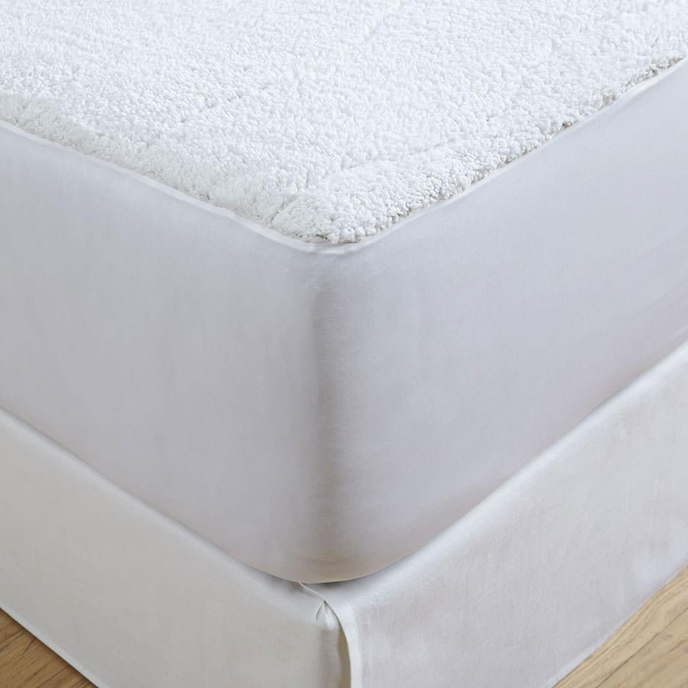 Serta Sherpa Low Voltage Warming Mattress Pad Queen Perfect Fit 255 054 32 13 Bed Pads