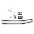 Stainless Steel Airless Tire Inflator - 2 Hose Kit for 16