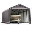 ShelterTUBE Storage Shelter 12 x 25 x 11 Gray Cover