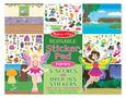 Scratch Art Coloring Book, Faries