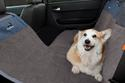 Dog About Rear Seat Protector