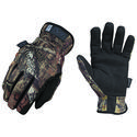 Mechanix Wear FastFit Glove with Mossy Oak Camouflage - Large
