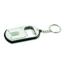 LED Keychain Flashlight with Bottle Opener