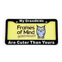 License Plate Frame - My Grandkids are Cuter