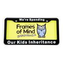 License Plate - Spending Our Kid's Inheritance