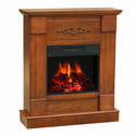 Springfield Electric Fireplace with Remote Control