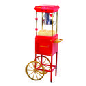 Old-Fashioned Popcorn Trolley