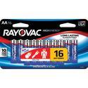 Alkaline AA Battery, 16 Pack