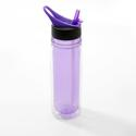 Tritan Sport Bottle with Straw, 18 oz.