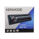 KDC 152 In-Dash MP3/WMA CD Receiver