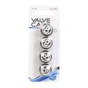 8-Ball Valve Caps, 4-pack